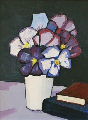 David BARNES - Pansies