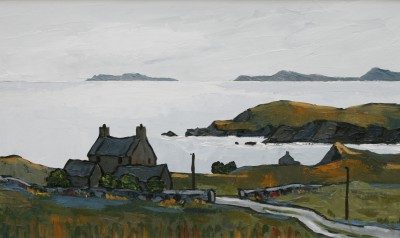 David BARNES - On the Anglesey Coast