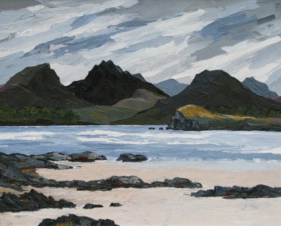 David BARNES - Across the Loch