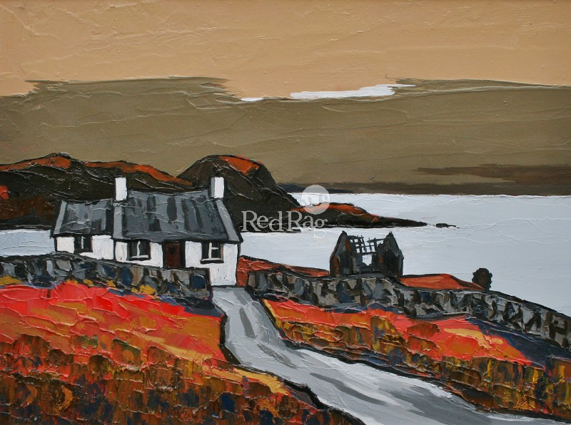 David BARNES - Cardigan Sunset