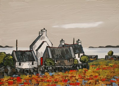 David BARNES - Farm near Pwllheli