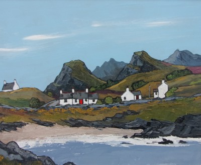 David BARNES - Crofts in Sutherland
