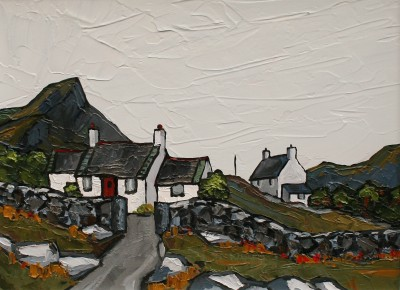 David BARNES - Near Waunfawr