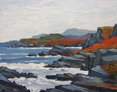 David BARNES - Near Durness
