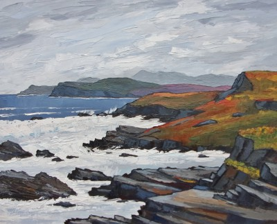 David BARNES - Near Cape Wraith