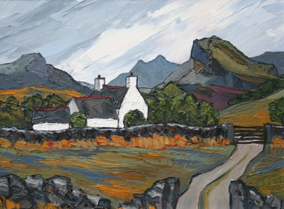 David BARNES - Farm near Eigiau