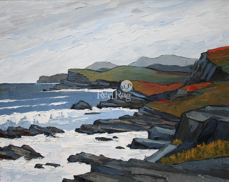 David BARNES - North of Sandwood Bay