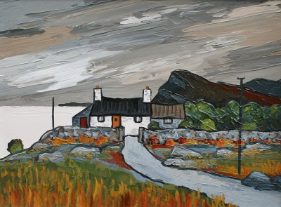 David BARNES - On the Cardigan Coast