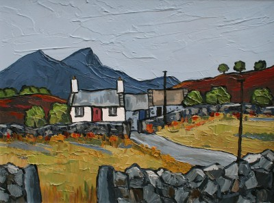 David BARNES - Near Deiniolen