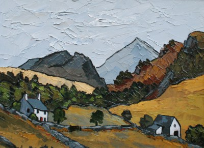David BARNES - In the Lledr Valley