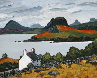 David BARNES - The Mountains of Assynt