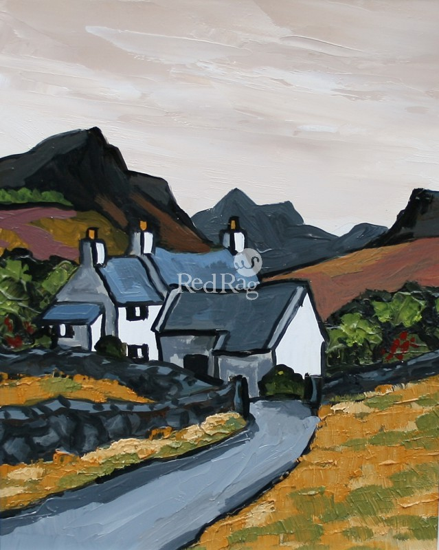 David BARNES - Moelwyn even tide