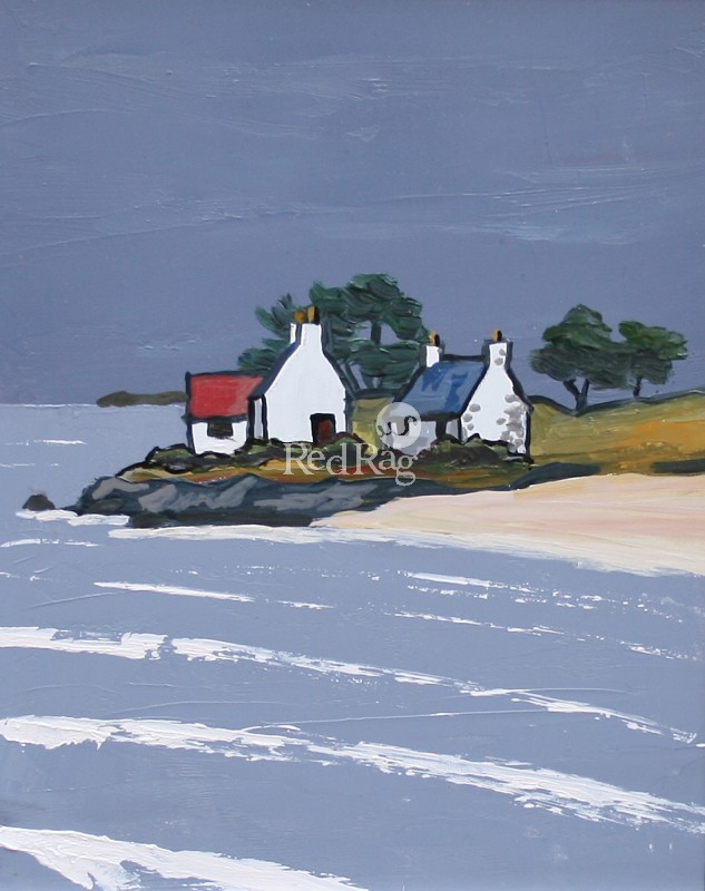 David BARNES - Cottages by the North Coast