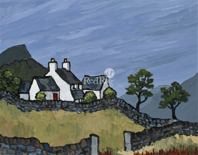David BARNES - Farm Near Siabod