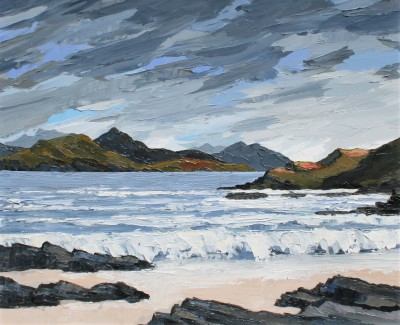 David BARNES - Wester Ross Seascape