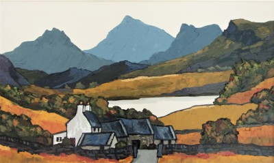 David BARNES - Farm near Capel