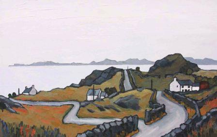 David BARNES - Towards the Lleyn