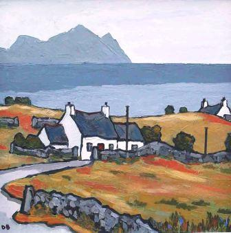 David BARNES - Above Clynnog