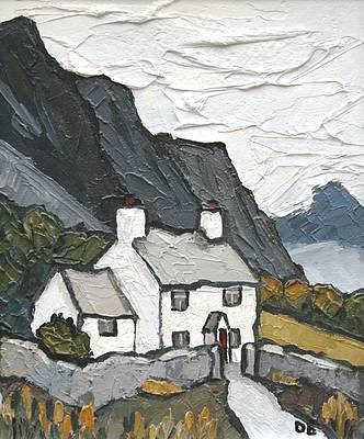 David BARNES - Cottage near Siabod