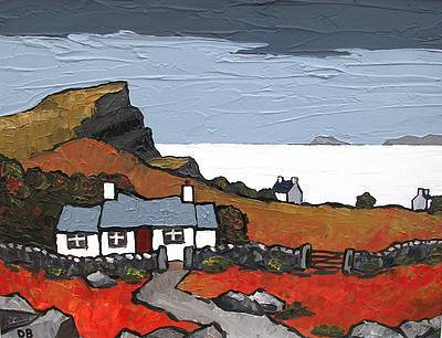 David BARNES - Distant Bardsey