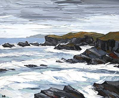 David BARNES - South of Rhosneigr