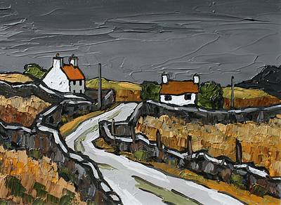 David BARNES - Near Bodorgan