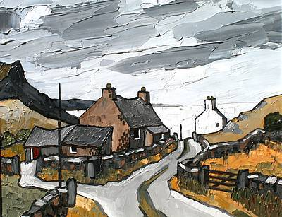 David BARNES - Above Trefor