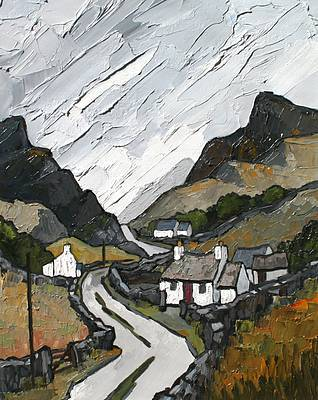 David BARNES - Near Beddgelert