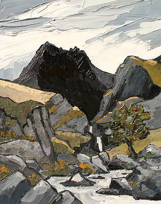 David BARNES - The Pinnacles Crib Goch