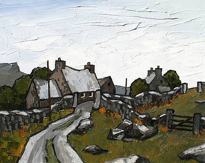 David BARNES - The Road to Waenfawr