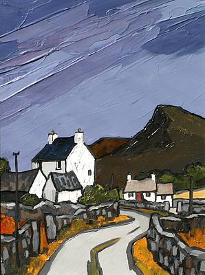 David BARNES - Near Ruthin