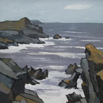 David BARNES - Near Aberffraw