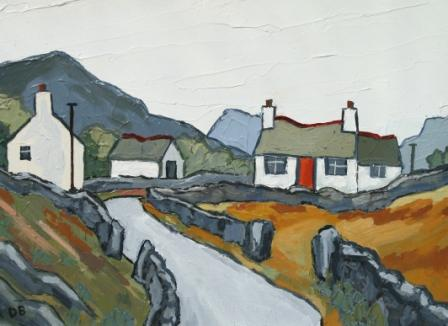 David BARNES - Cottages