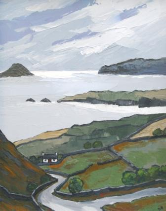 David BARNES - View from Rhiw