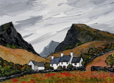David BARNES - The Nantffrancon Pass
