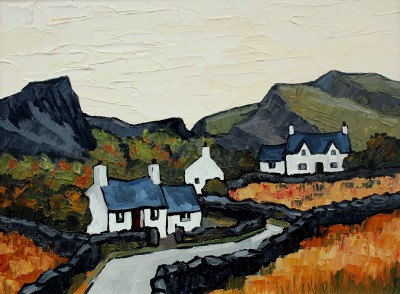David BARNES - Near Pentre
