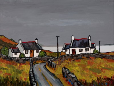 David BARNES - Near Porthmadoc