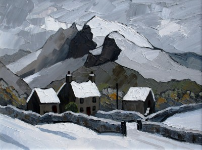 David BARNES - Towards the Pass