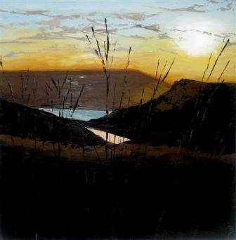 David BEER - Evening in the Pennines