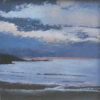 David BEER - Evening Light, Porthmeor