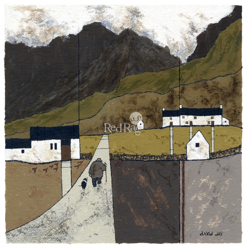 David DAY - Llanberis II