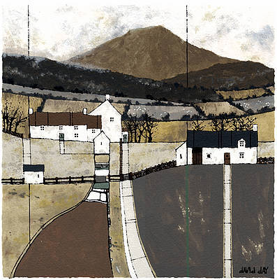 Limited Edition Prints Artist David Day - The Sugar Loaf