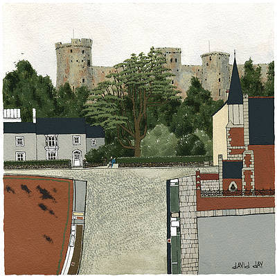 David Day - Usk Castle