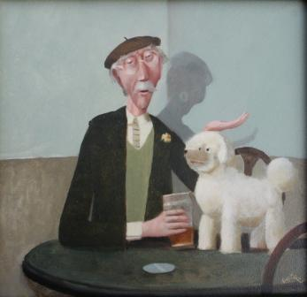 David EUSTACE - Poem For A Poodle