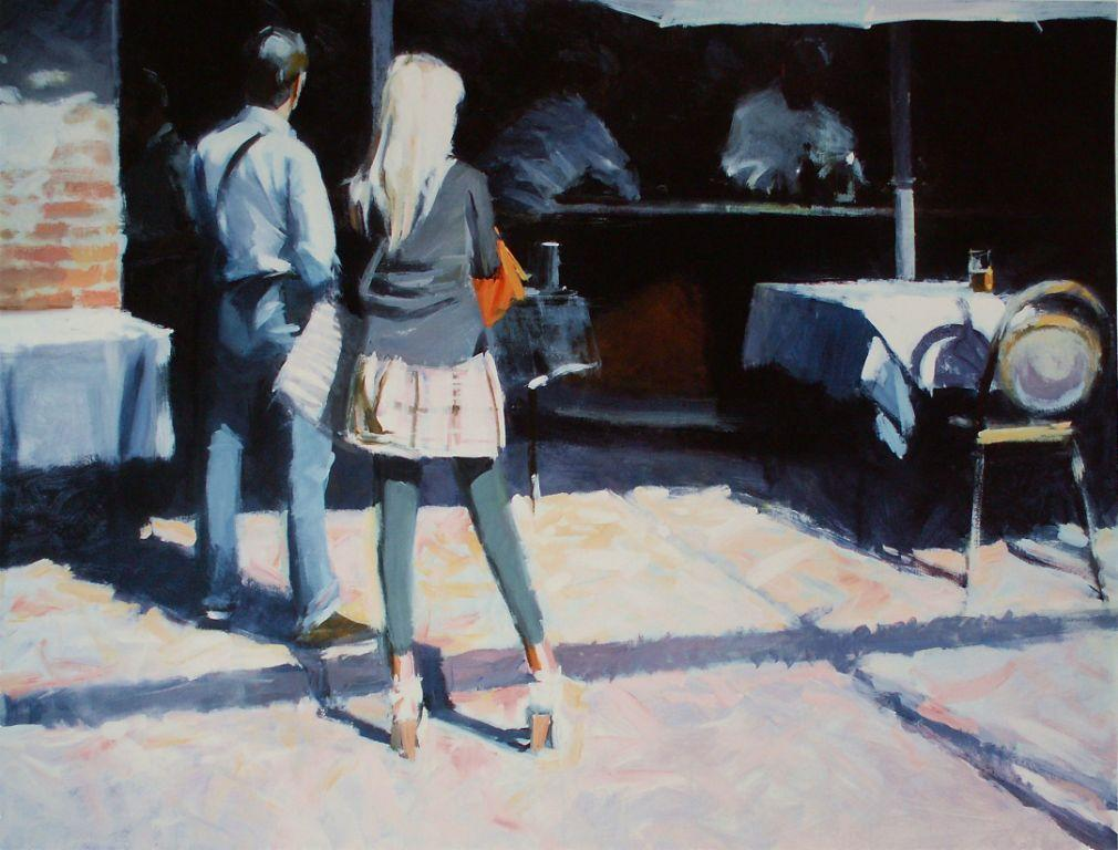 David Farrant - Time For a Drink