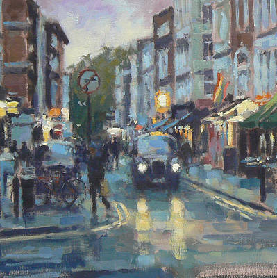 David FARREN - Frith Street, Soho