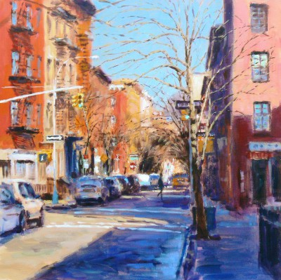 David FARREN - Quiet Sunday Morning, Greenwich Village
