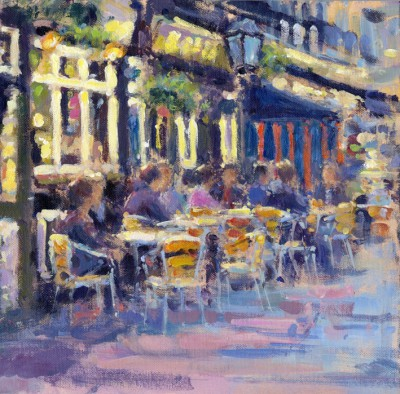 David FARREN - Early Evening Drinks, West End