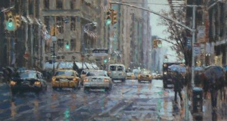 David FARREN - Manhattan Rain