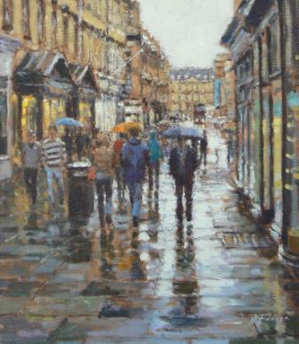 David Farren - Old Bond Street, Bath